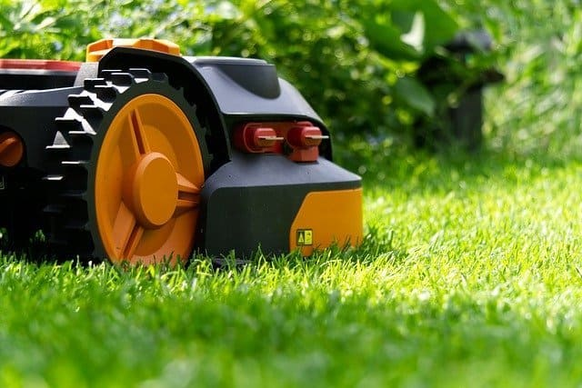 Regular mowing improves property appearance