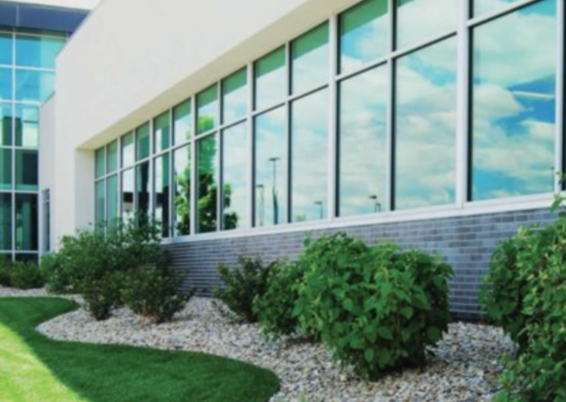 What is Commercial Grounds Maintenance?